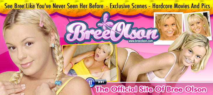 Bree Olson Official Site